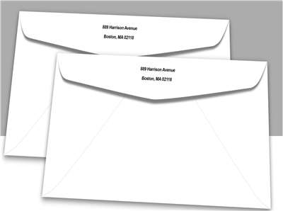 Custom Envelopes-Color